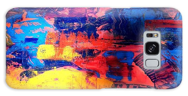 Mesa Magic Galaxy Case by Carolyn Repka
