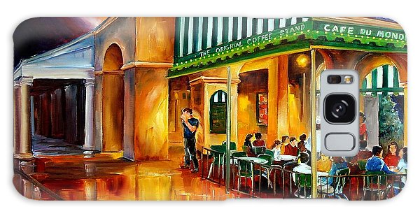 People Galaxy Case - Midnight At The Cafe Du Monde by Diane Millsap