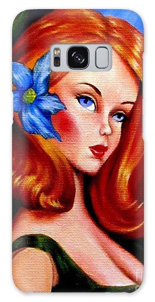 Mod Barbie Redhead Galaxy Case