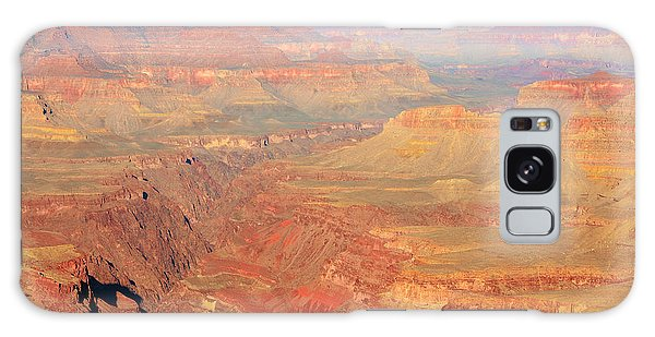 Morning Colors Of The Grand Canyon Inner Gorge Galaxy Case