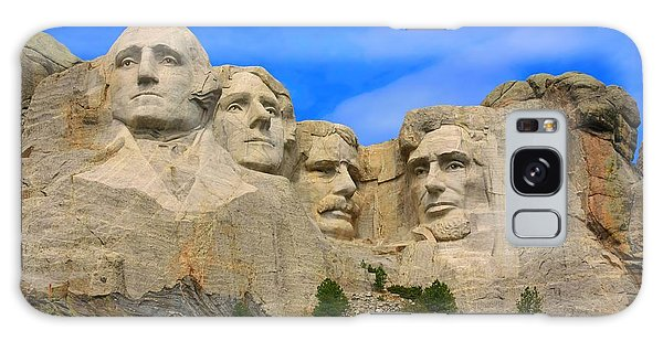 Mount Rushmore South Dakota Galaxy Case