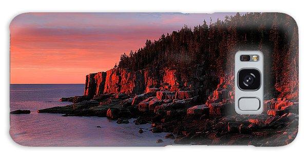 Otter Rock Galaxy Case - New Day  by Emmanuel Panagiotakis