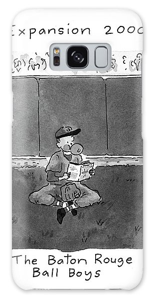 New Yorker April 5th, 1993 Galaxy Case