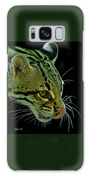 Ocelot Galaxy Case