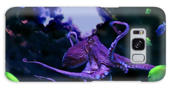 Octopus Galaxy Case