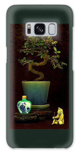 Old Man And The Tree Galaxy Case