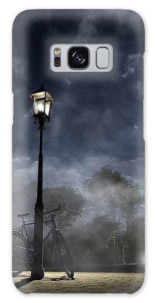 Ominous Galaxy Case - Ominous Avenue by Cynthia Decker