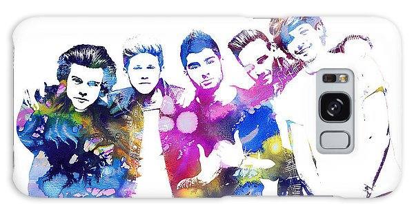 One Direction Galaxy Case by Doc Braham