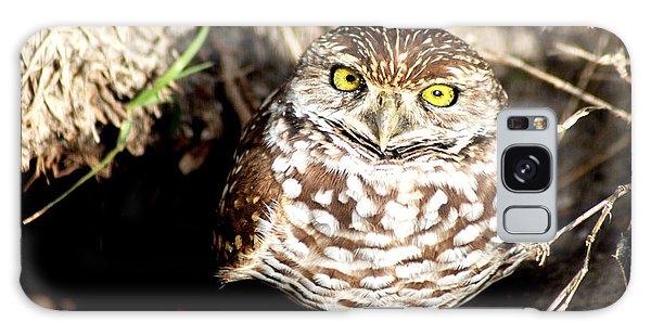Owl Galaxy Case by Oksana Semenchenko