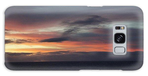 Pacific Sunrise Galaxy Case