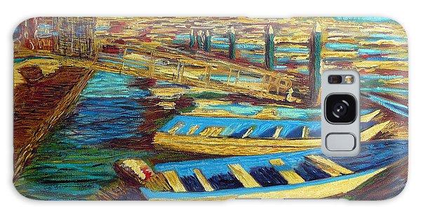 Pangas In Marina Galaxy Case by Gerhardt Isringhaus