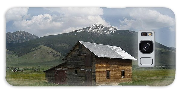 Paradise Valley Montana Galaxy Case