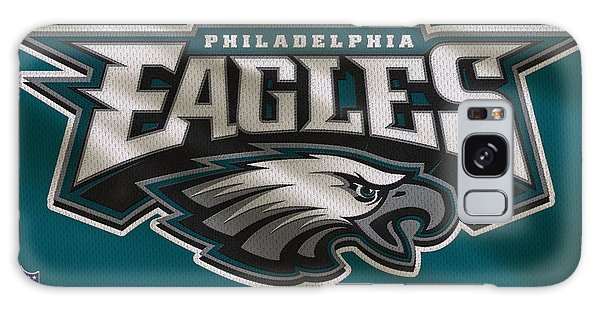 Philadelphia Eagles Uniform Galaxy Case