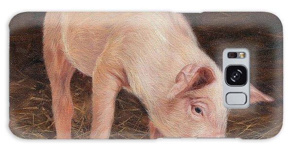 Pig Galaxy Case by David Stribbling