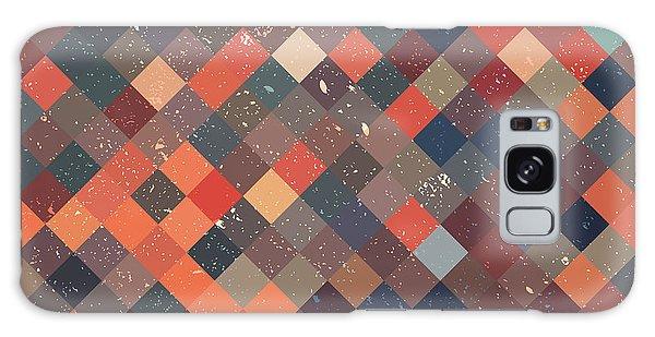 Pixel Art Galaxy Case