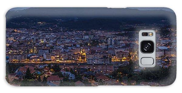 Pontevedra Panorama From A Caeira Galaxy Case