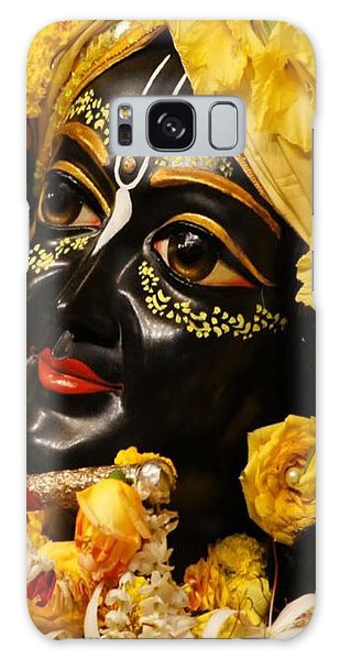 Radha Krishna Idol Hinduism Religion Religious Spiritual Yoga Meditation Deco Navinjoshi  Rights Man Galaxy Case