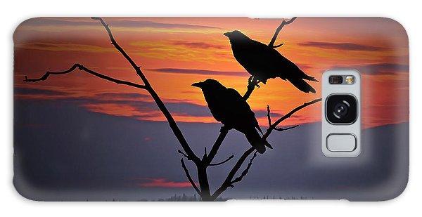 2 Ravens Galaxy Case