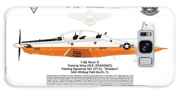 Raytheon Beechcraft T-6b Texan II Galaxy Case