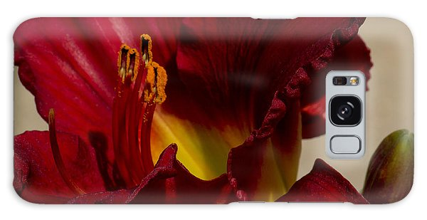 Red Lily Galaxy Case by Ivete Basso Photography