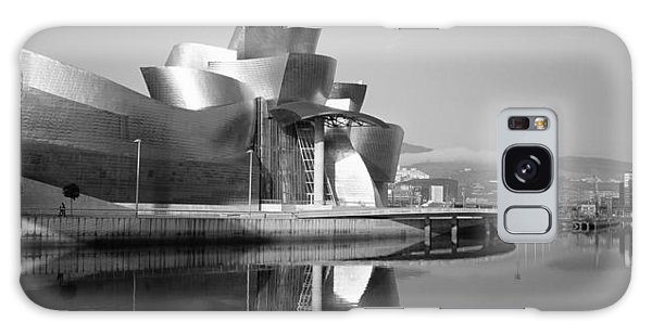 Gehry Galaxy Case - Reflection Of A Museum On Water by Panoramic Images