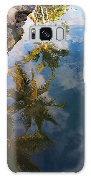 Reflections Galaxy Case by James Roemmling