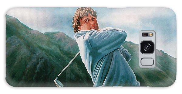 Golf Galaxy S8 Case - Robert Jan Derksen by Paul Meijering