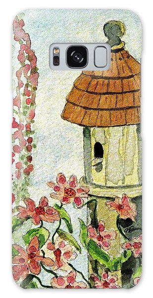 Room With A View Galaxy Case by Angela Davies