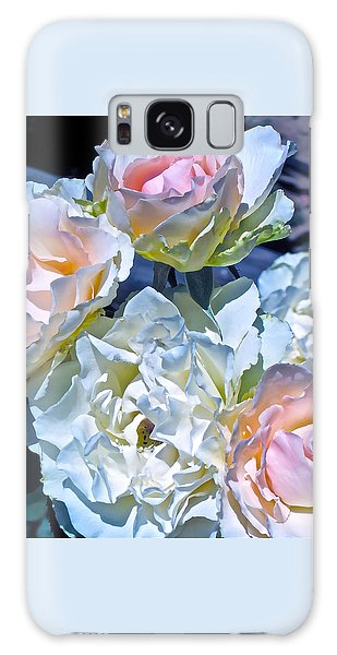 Rose 59 Galaxy Case by Pamela Cooper