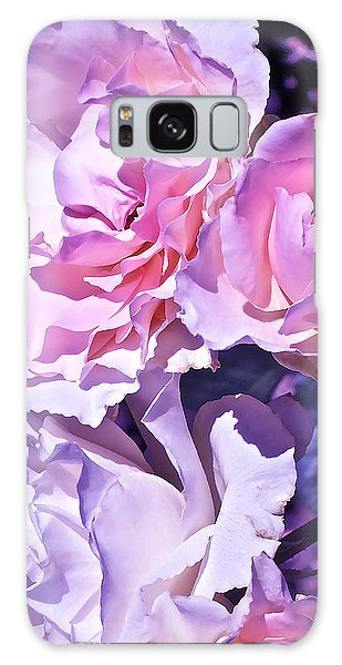 Rose 60 Galaxy Case by Pamela Cooper