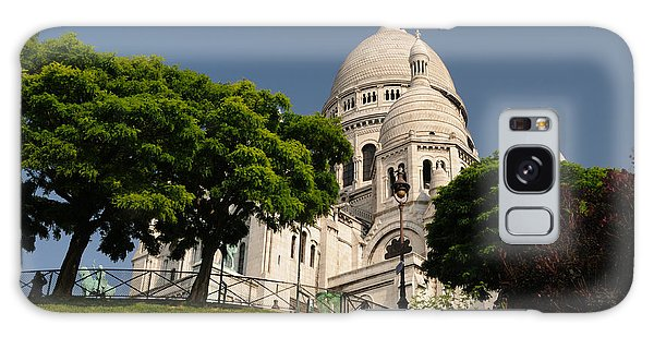 Sacre Coeur Galaxy Case by Jeremy Voisey