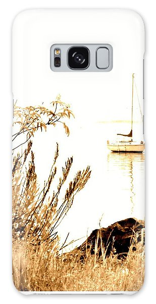 Sailboat Galaxy Case