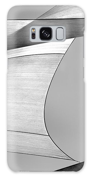 Sailcloth Abstract Number 4 Galaxy Case by Bob Orsillo