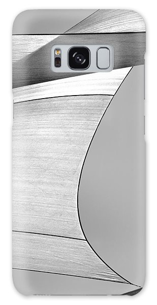Sailcloth Abstract Number 4 Galaxy Case