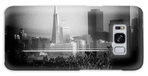 San Francisco Skylines Galaxy Case by Celso Diniz