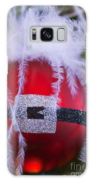 Santa Claus Ornament Galaxy Case by Birgit Tyrrell