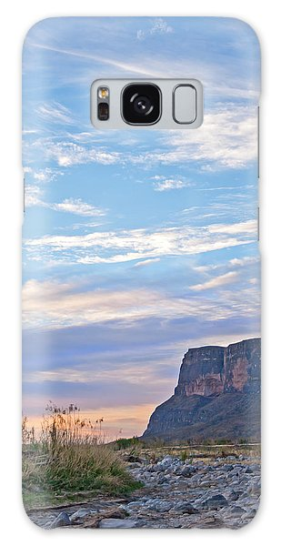 Santa Elena Sunrise Galaxy Case