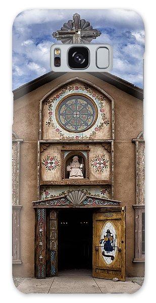 Santo Nino Chapel  Galaxy Case