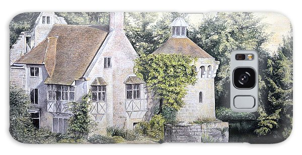 Scotney Castle Galaxy Case by Rosemary Colyer