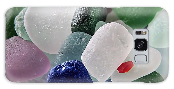 Sea Glass Mix Galaxy Case