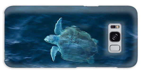 Sea Turtle Galaxy Case by Tammy Schneider