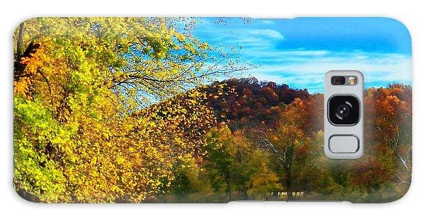 Shenandoah River View Galaxy Case