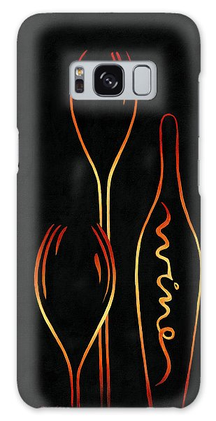 Simply Wine Galaxy Case