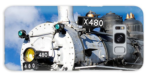 Smiling Locomotive Galaxy Case