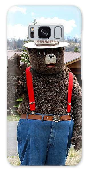 Smokey The Bear Galaxy Case