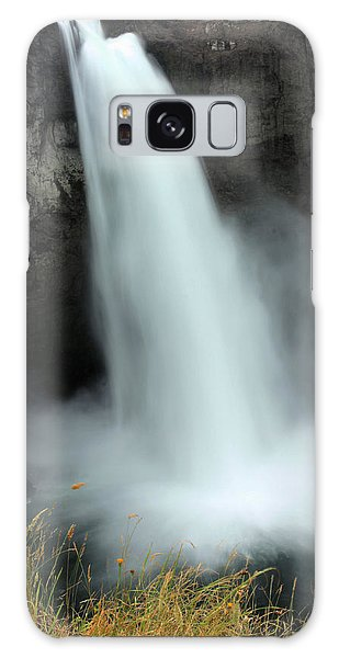 Snoqualmie Falls Galaxy Case