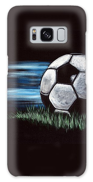 Soccer Ball Galaxy Case