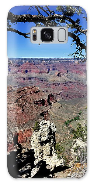 South Rim Of The Grand Canyon Galaxy Case