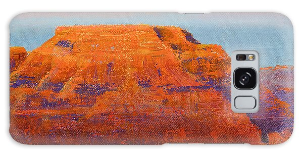South Rim Sunset Galaxy Case by Margaret Bobb