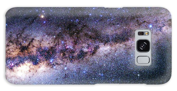 Southern View Of The Milky Way Galaxy Case by Babak Tafreshi